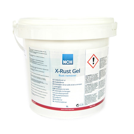 NCH-X-Rust-gel